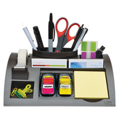 MMMC50 - Post-it® Weighted Base Desktop Organizer