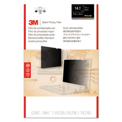 MMMPF141W1B - 3M Frameless Notebook/Monitor Privacy Filters