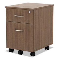 ALEVABFWA - Alera® Valencia™ Series Mobile Box/File Pedestal