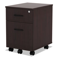ALEVABFMY - Alera® Valencia™ Series Mobile Box/File Pedestal