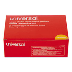 UNV10220 - Universal® Binder Clips
