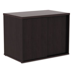 ALELS593020ES - Open Office Desk Series Low Storage Cabinet Credenza