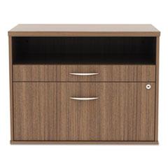 ALELS583020WA - Open Office Desk Series Low File Cabinet Credenza