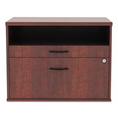 ALELS583020MC - Open Office Desk Series Low File Cabinet Credenza