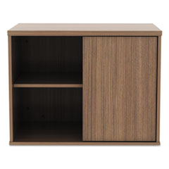 ALELS593020WA - Open Office Desk Series Low Storage Cabinet Credenza