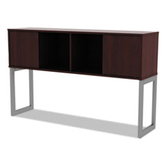 ALELSHH60MY - Open Office Desk Series Hutch