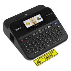 BRTPTD600 - Brother P-Touch® PT-D600 PC-Connectable Label Maker