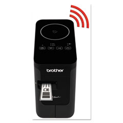 BRTPTP750W - Brother® P-Touch® PT-P750W Label Maker