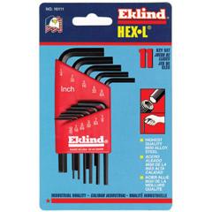 EKT269-10111 - Eklind ToolHex-L® Key Sets