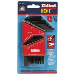 EKT269-10113 - Eklind ToolHex-L® Key Sets