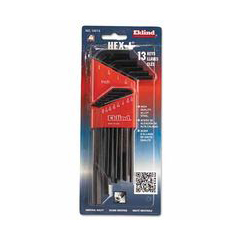 ORS269-10213 - Eklind Tool13PC. l-Wrench Hex Key Set