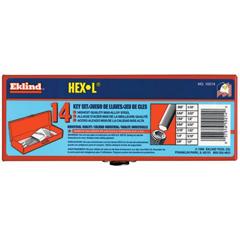 EKT269-10214 - Eklind ToolHex-L® Key Sets