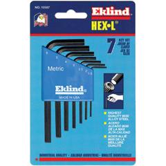 EKT269-10507 - Eklind ToolHex-L® Key Sets
