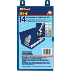 EKT269-10614 - Eklind ToolHex-L® Key Sets