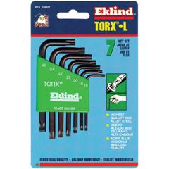 EKT269-10807 - Eklind ToolTorx® L-Key Sets