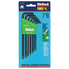 EKT269-10907 - Eklind ToolTorx® L-Key Sets
