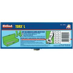 EKT269-10994 - Eklind ToolTorx® L-Key Sets