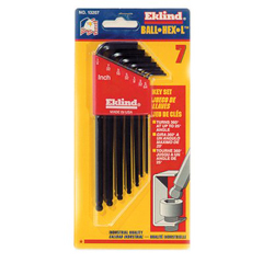 EKT269-13212 - Eklind ToolBall-Hex-L™ Key Sets