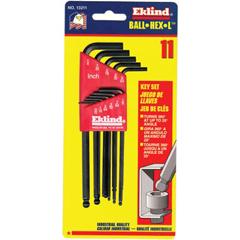 EKT269-13211 - Eklind ToolBall-Hex-L™ Key Sets