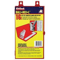 EKT269-13216 - Eklind ToolBall-Hex-L™ Key Sets