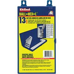 EKT269-13613 - Eklind ToolBall-Hex-L™ Key Sets