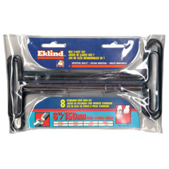 EKT269-30160 - Eklind ToolStandard Grip Inch T-Key Sets