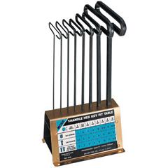 EKT269-36198 - Eklind ToolStandard Grip Metric Hex T-Key Sets