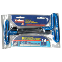 EKT269-55166 - Eklind ToolCushion Grip Metric T-Key Sets