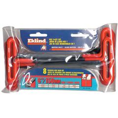 EKT269-55196 - Eklind Tool - Cushion Grip Metric T-Key Sets