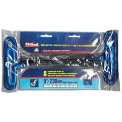 EKT269-55198 - Eklind Tool - Cushion Grip Metric T-Key Sets