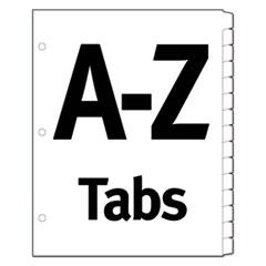AVE11330 - Avery® Preprinted Plastic Dividers