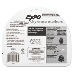 SAN86603 - EXPO® Low-Odor Dry-Erase Marker
