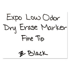SAN1921062 - EXPO® Low-Odor Dry-Erase Marker
