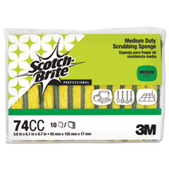 MMM74CC - Scotch-Brite™ Medium-Duty Scrubbing Sponge