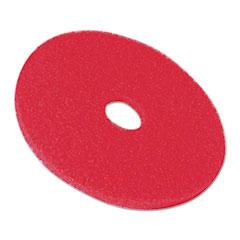 MMM08393 - 3M™ Red Buffer Floor Pads 5100