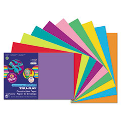 PAC102941 - Pacon® Tru-Ray® Construction Paper