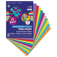 PAC102940 - Pacon® Tru-Ray® Construction Paper