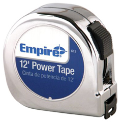 EML272-612 - Empire LevelTape Measures