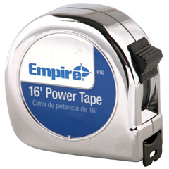 ORS272-616 - Empire Level - 3/4x16 Power Tape