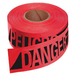EML272-76-0604 - Empire Level - Safety Barricade Tapes