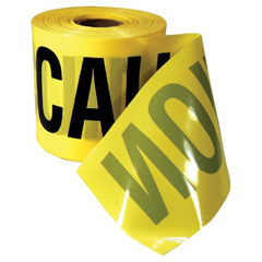 EML272-77-0201 - Empire Level - Safety Barricade Tapes