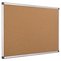 BVCCA031170 - MasterVision® Value Cork Bulletin Board with Aluminum Frame