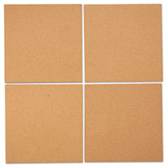 UNV43404 - Cork Tile Panels