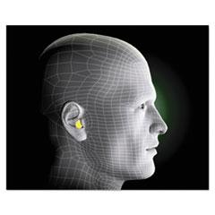 MMM3121252 - 3M EARsoft™ Yellow Neon Blasts™ Soft Foam Ear Plugs