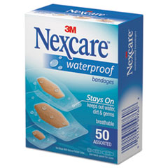 MMM43250 - 3M Nexcare™ Waterproof Bandages