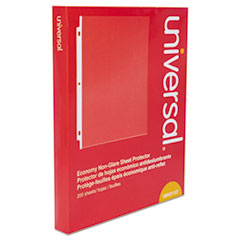 UNV21127 - Universal® Polypropylene Sheet Protector