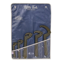 MRT276-SHW5K - Martin ToolsAdjustable Spannner Wrench Sets