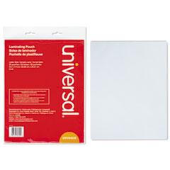 UNV84620 - Universal® Laminating Pouches