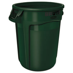 RCP2632DGR - Round Brute® Container