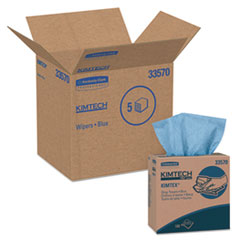 KCC33570 - KIMTECH PREP* KIMTEX* Wipers POP-UP* Box